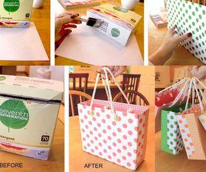 diy, box, and bag image