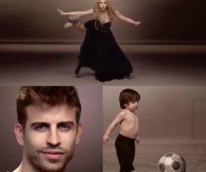 shakira, pique, and love image