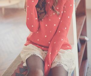 korean, k-fashion, and cute image