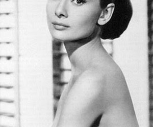 beautiful, girl, and audrey hepburn image