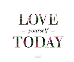 love, today, and quotes image