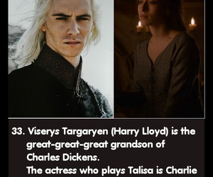 game of thrones, talisa, and viserys targaryen image