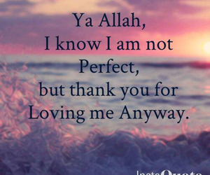 allah, thank, and you image
