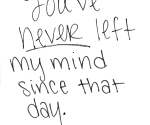 love, quote, and mind image