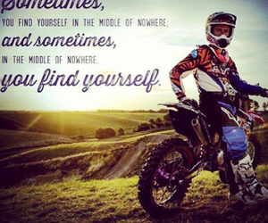 find, motocross, and yourself image