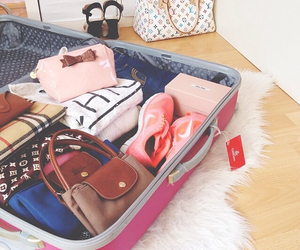 travel, girly, and cute image