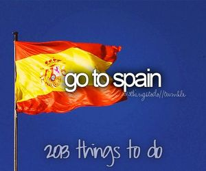 spain, amazing, and Letter image