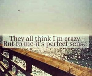 quote, crazy, and the script image