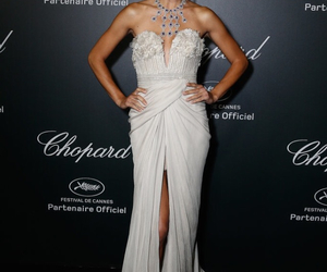 Adriana Lima and dress image