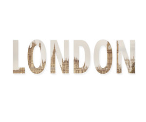london, nice, and words image