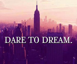 city, Dream, and life image