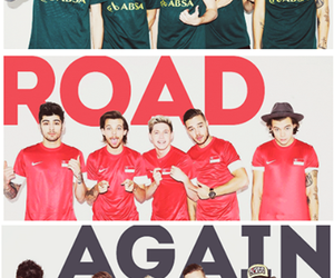 one direction, liam payne, and niall horan image