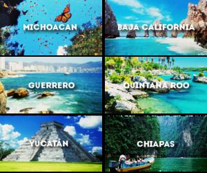 agua, landscape, and mexico image