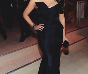 kim kardashian, hair style, and makeup image