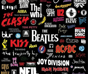 music, rock, and nirvana image