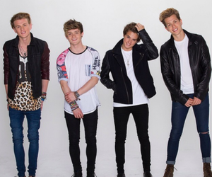 boy, the vamps, and boy bands image