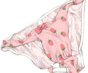 Ichigo, kawaii, and pink image