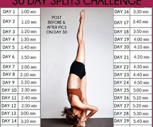 flexible, split, and 30 days image