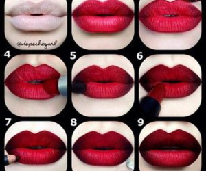 chic, lips, and diy image
