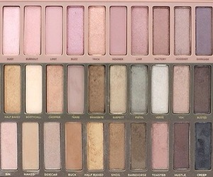 eyeshadow, pallet, and makeup pallet image