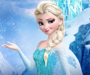 disney, princess anna, and frozen image