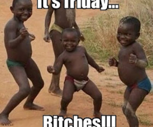 dance, friday, and funny image