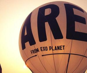exo, exo planet, and the lost planet image