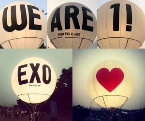 exo, we are one, and Chen image