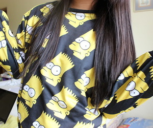 fashion, bart, and outfit image