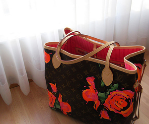 Louis Vuitton, bag, and purse image