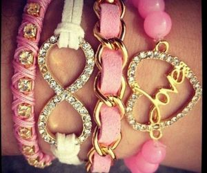 accessories, hearts, and Hot image