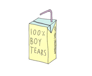 boy, tears, and funny image