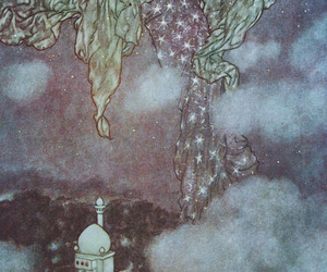 Edmund Dulac and illustration image