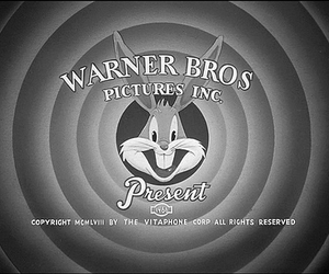 looney tunes and warner image