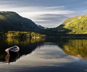 amazing, boat, and canoe image