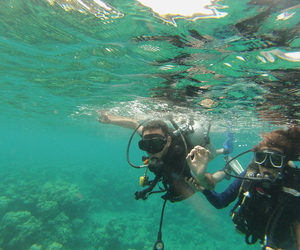 adventure, scuba diving, and havelock island image
