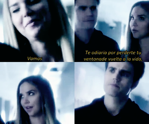 the vampire diaries, stefan salvatore, and lexi image