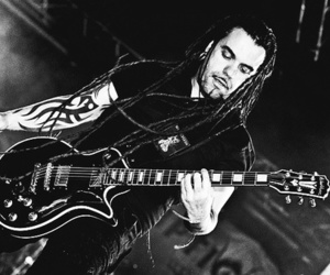 black and white, septicflesh, and love image