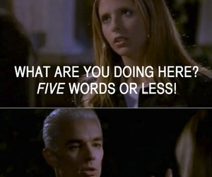 spike, buffy the vampire slayer, and spuffy image