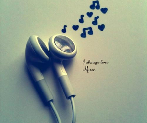 apple, quotes, and music image