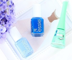 luxury, nails, and essie image