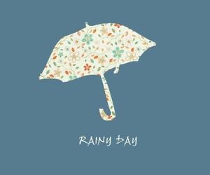 wallpaper, rain, and rainy day image