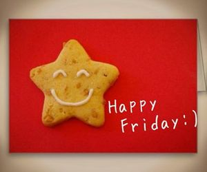 :), food, and friday image