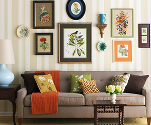 living room image