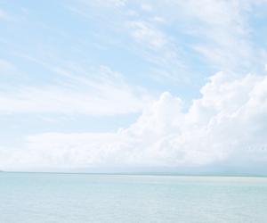 blue, sea, and beautiful image