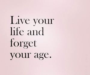 age, beauty, and life image
