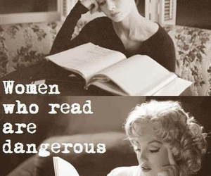 books, monroe, and read image