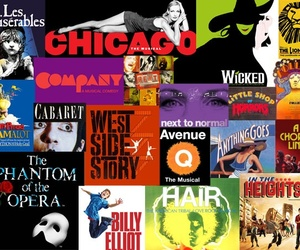 chicago, les miserables, and lion king image