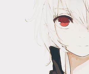 anime, manga, and red eyes image