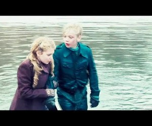 the book thief, video, and friends image